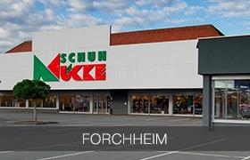 Schuh Mücke in Forchheim bei Erlangen