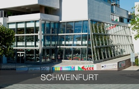 Schuh Mücke in Schweinfurt im Rückert-Centrum