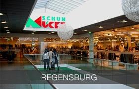 Schuh Mücke in Regensburg im Köwe-Center