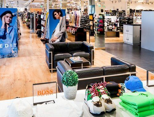 Eine große Auswahl an Schuhe, Mode und Accessoires finden Sie in Forchheim