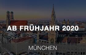 Ab 27. Februar ist Schuh Mücke auch in München