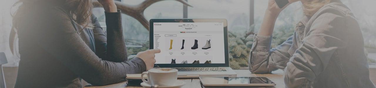 In unseren digitalen Schaufenstern finden Sie alle Artikel unserer aktuellen Kollektionen!