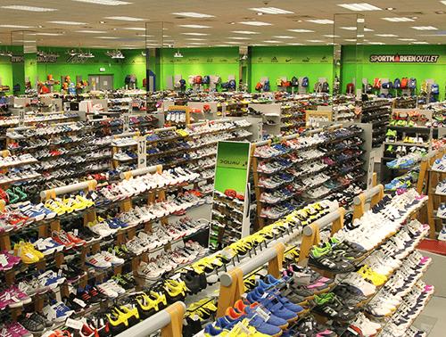 Sportmarkenoutlet Bamberg Schuhe