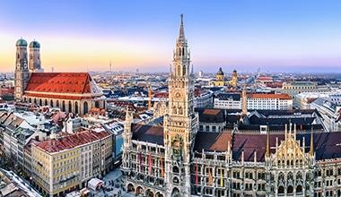 Ab Februar 2020 ist Schuh Mücke auch in München