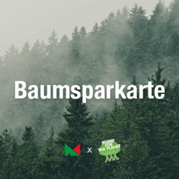 Neue Baumsparkarte bei Mücke