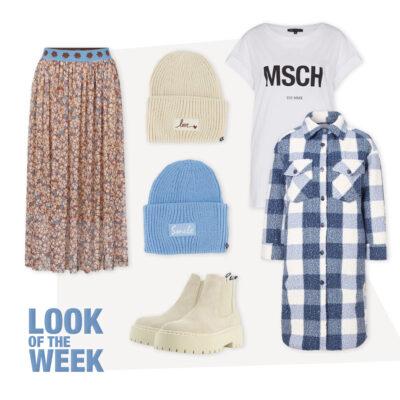 Der Look of the Week für Damen, präsentiert von Schuh Mücke!